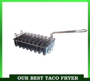 Best Taco Fryer